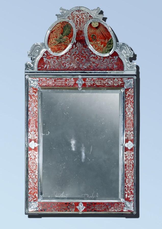 «Говорящее» зеркальце
