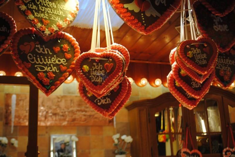 На Рождественском базаре в Любеке