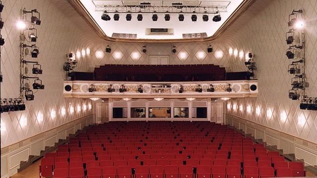 Театр Максима Горького (Maxim Gorki Theater)