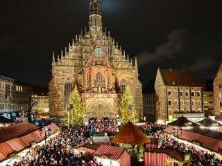 Рождественские базары Германии. Посещение обязательно!