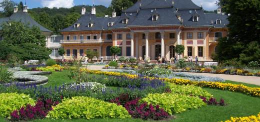 Замок Пилльниц (Schloss Pillnitz)