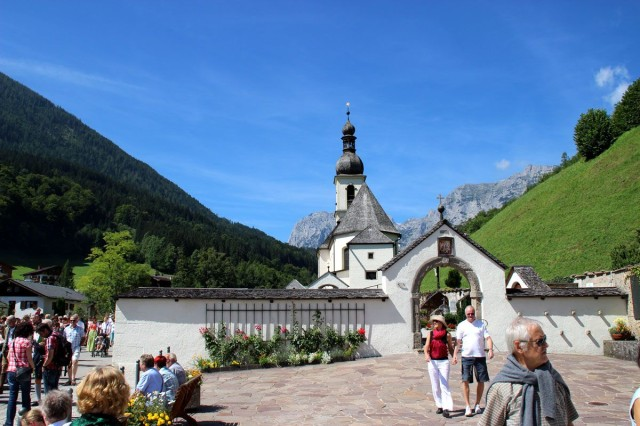 Церковь Святого Себастьяна (Pfarrkirche St. Sebastian)