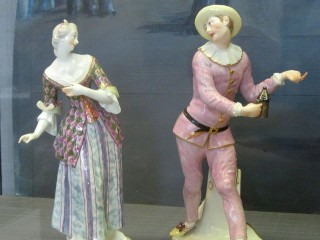 Мюнхенский музей фарфора