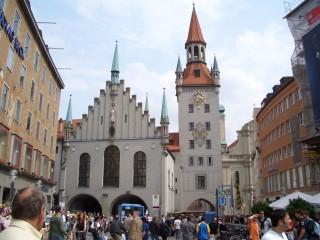 Музей игрушек в Старой Ратуше (Мюнхен)