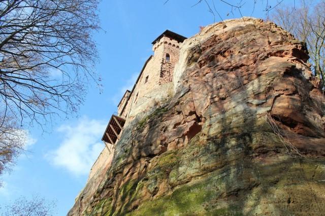 Замок Бервартштайн (Burg Berwabtstein)