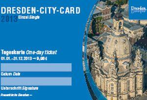 Дрезден-Сити-кард (Dresden city card)
