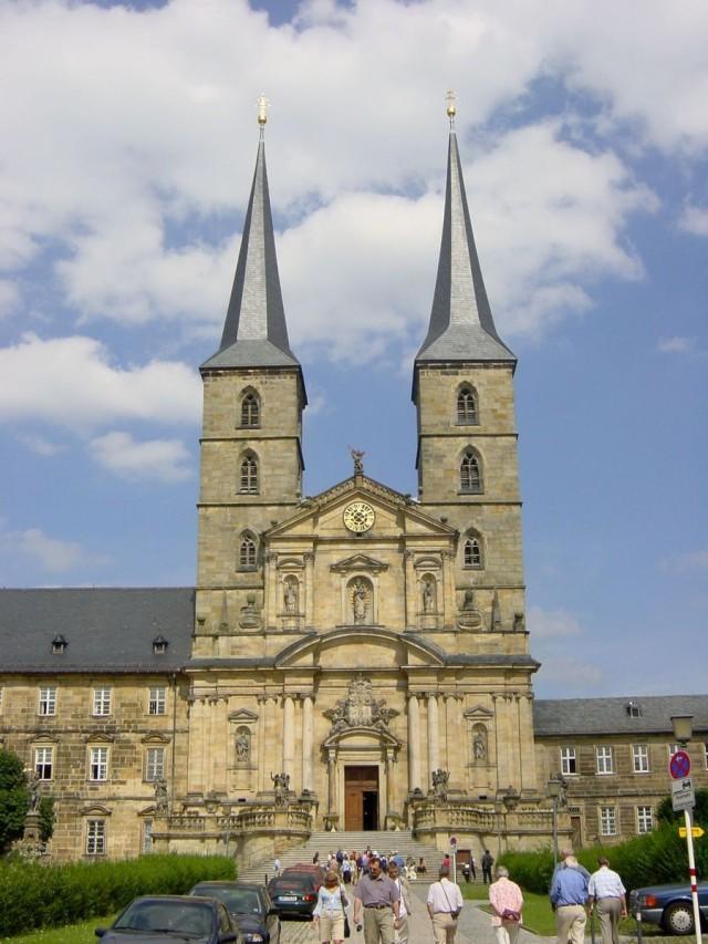 Аббатство святого Михаила (Kloster Michelsberg)