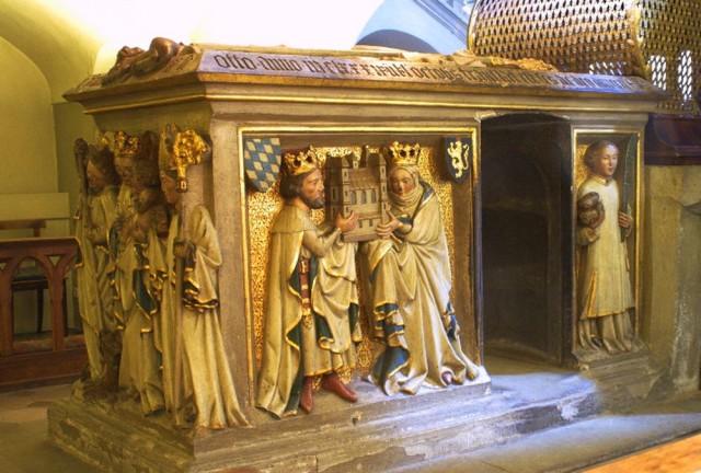 Могила святого Отто, Аббатство святого Михаила (Kloster Michelsberg)