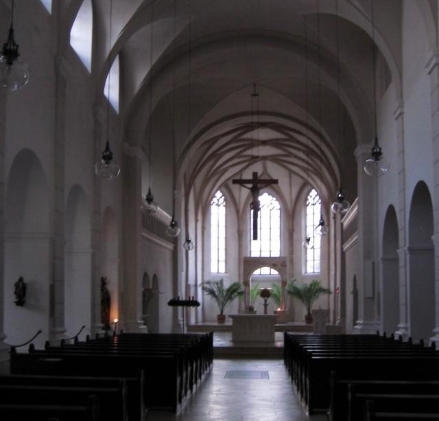 Монастырская церковь Святого Креста (Klosterkirche Zum Heiligen Kreuz)