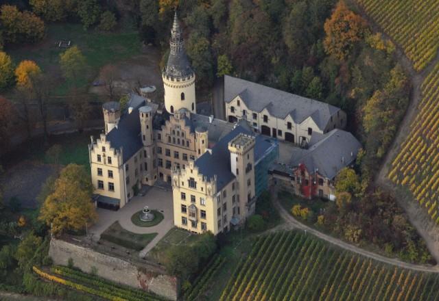 Замок Аренфельc (Shloss Arenfels)