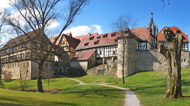 Монастырь Бебенхаузен
