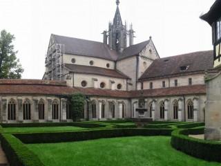 Дворец Бебенхаузен, бывший монастырь. Загородная резиденция немецких королей