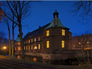 Замок Бладенхорст — молчаливый свидетель истории поколений