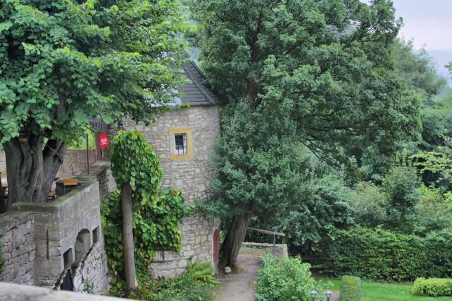 Замок Боденштайн (Burg Bodenstein)