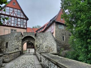 Боденштайн — средневековый замок в районе Айхсфельд