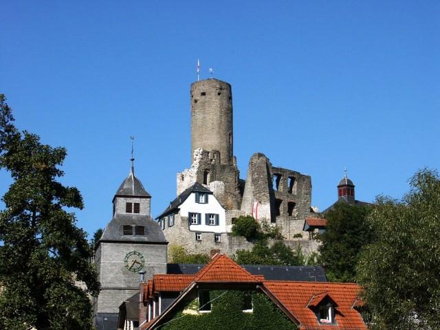 Замок Эппштайн (Burg Eppstein)