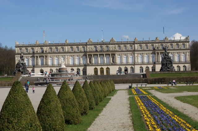 Дворец Херренкимзее (Schloss Herrenchiemsee)