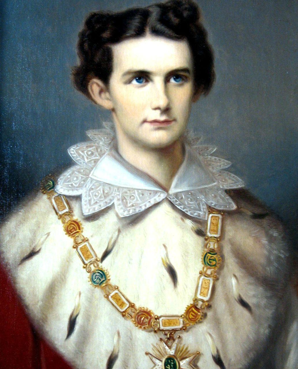 Людвиг II Баварский. «Сказочный король», который не любил войны и ...