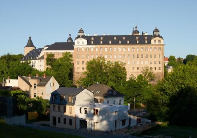 Замок Альтенбург в Тюрингии (Schloss Altenburg (Thüringen))