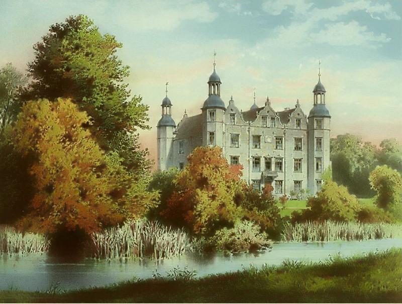 Замок Аренсбург, 1869