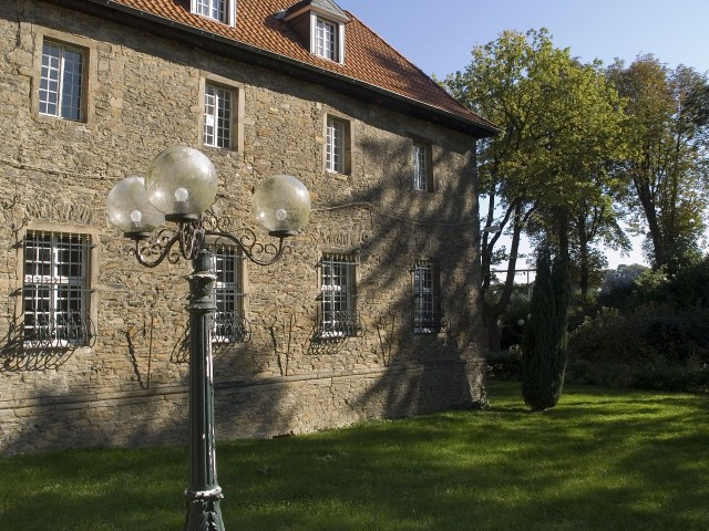 Господский дом замка Бальденай (Schloss Baldeney)