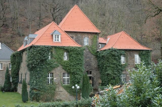 Господский дом замка Бальденай