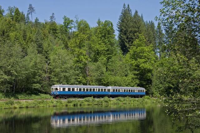 Баварский Лес (Bayrischer Wald)