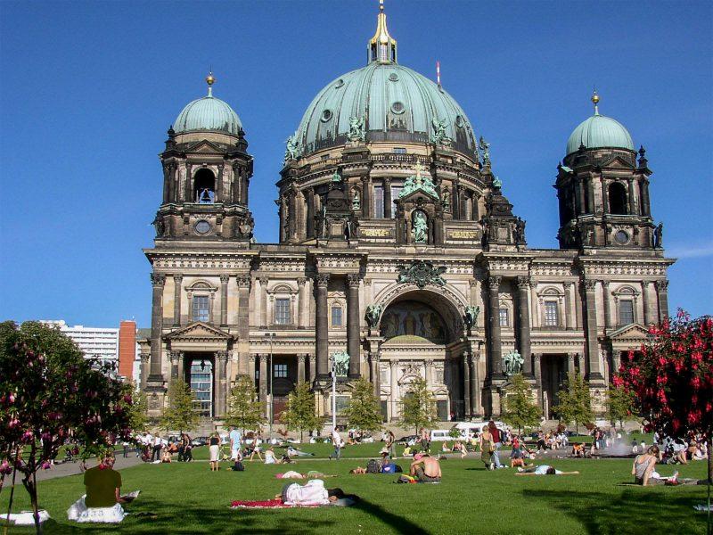 Берлинский собор – бывший придворный храм династии Гогенцоллернов