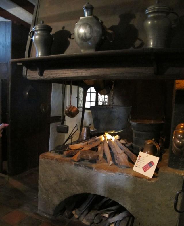 Кухня, Дом-музей Дюрера