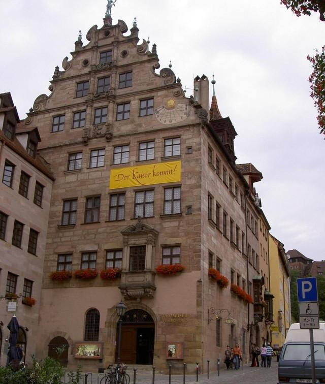 Дом Фембо (Fembohaus) (13)