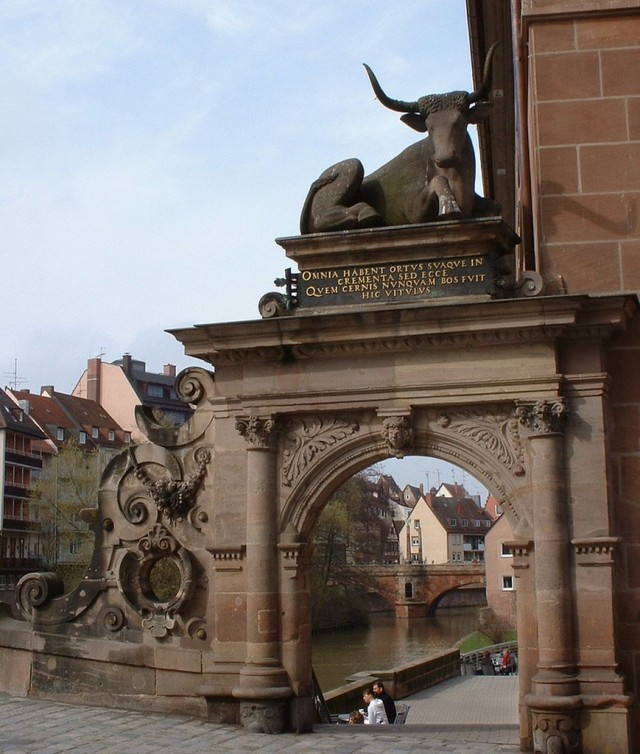 Мясной мост (Fleischbrücke) (35)