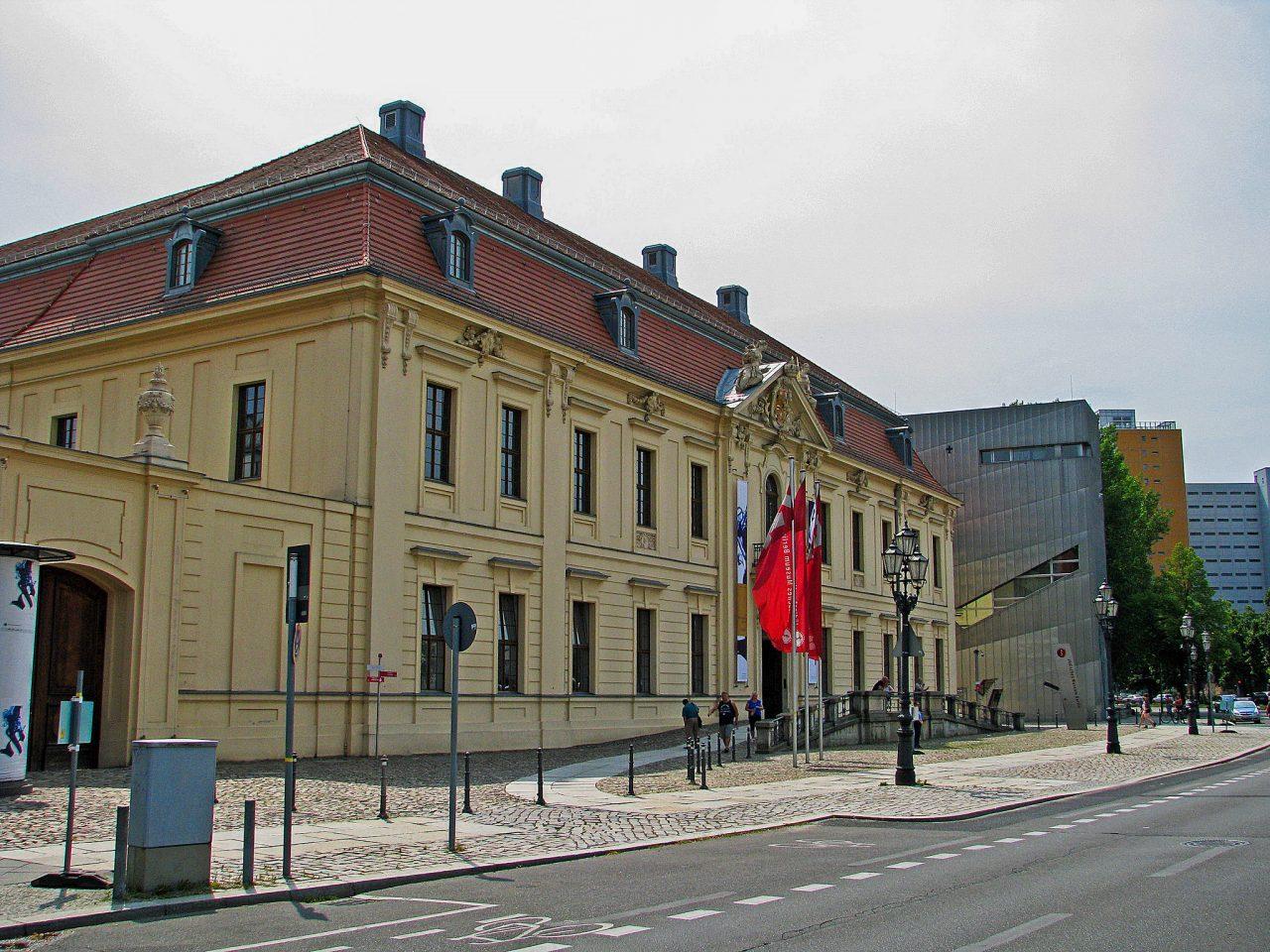 Еврейский Музей в Берлине (Jüdisches Museum Berlin)