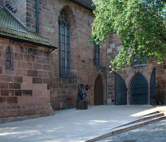 Храм Святой Клары  (Klarakirche) (3)