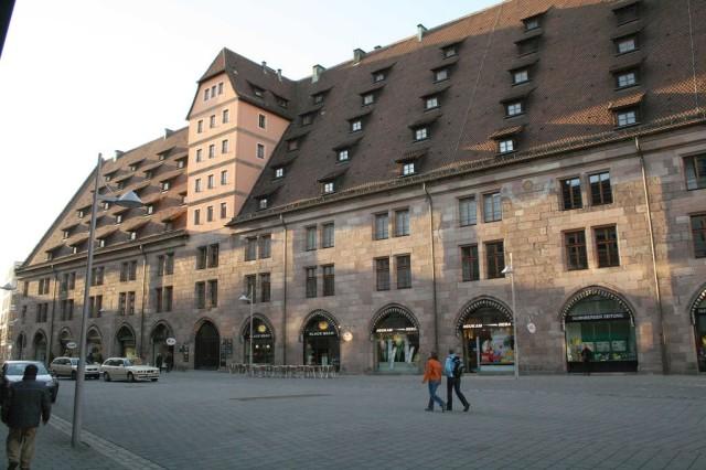 Здание таможни (Mauthalle) (4)