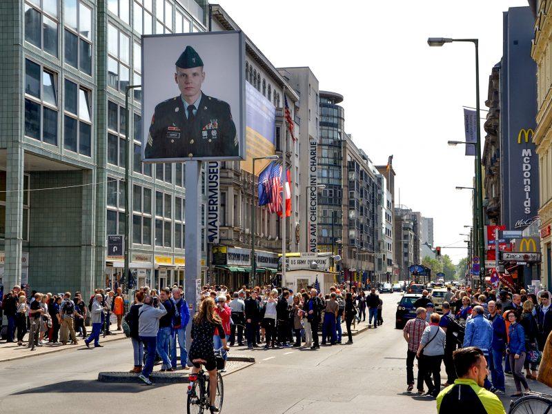 Фотография американского солдата