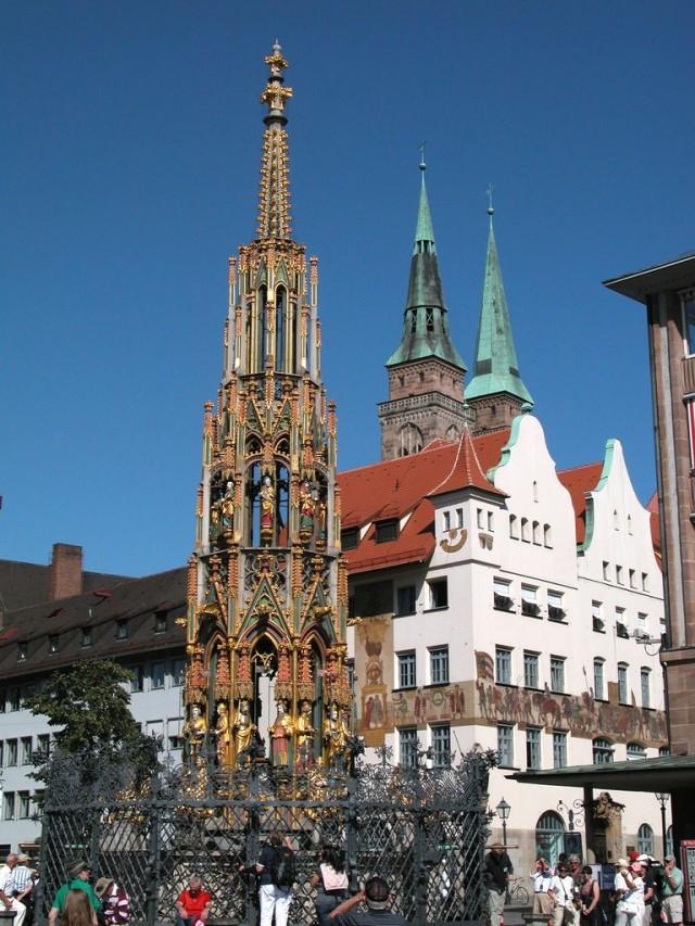«Красивый фонтан» (Schöner Brunnen) (11)