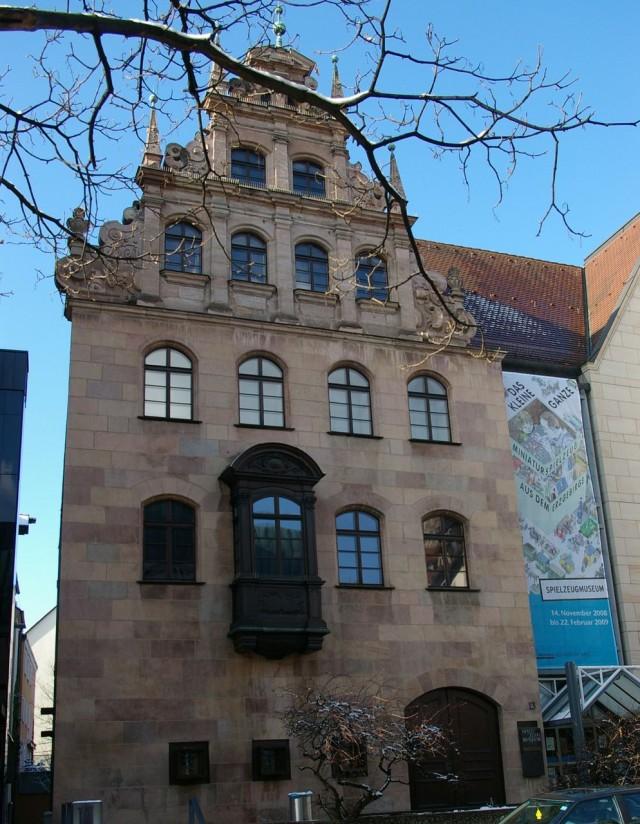 Дом Халлера (Hallersches Haus) (28)