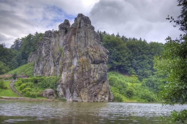 Тевтобургский лес (Teutoburger Wald)