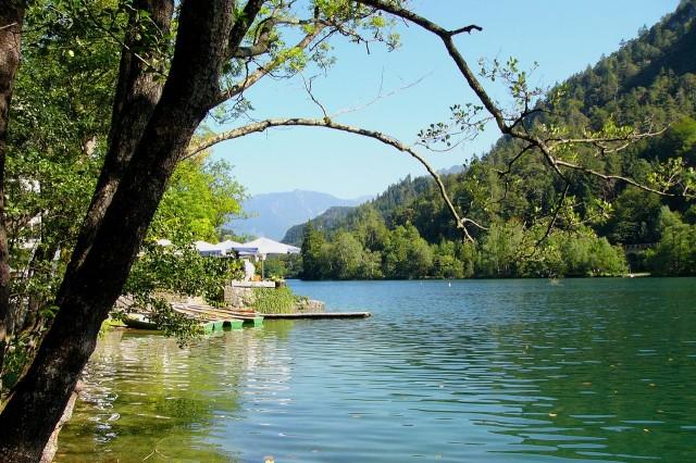 Озеро Тумзее (Thumsee)