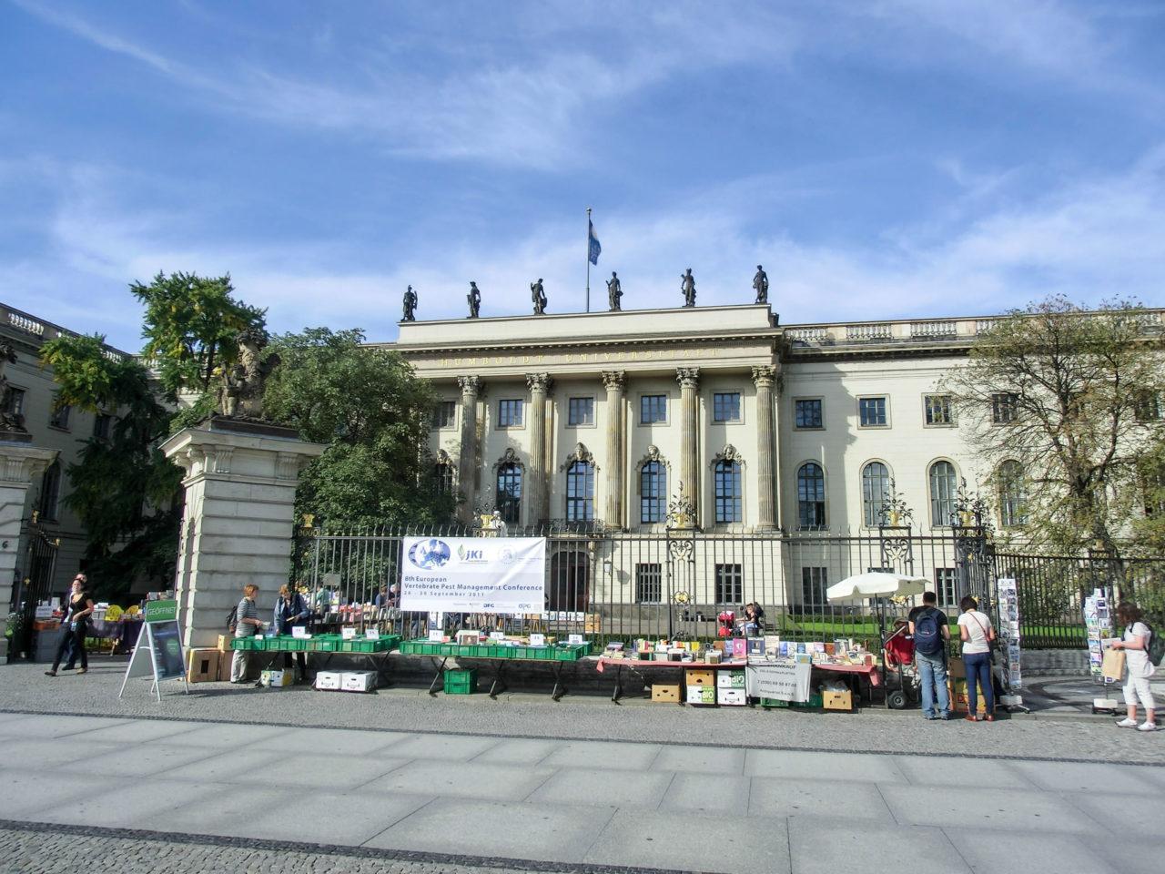 Берлинский университет им. Гумбольдта (Humboldt-Universität zu Berlin)