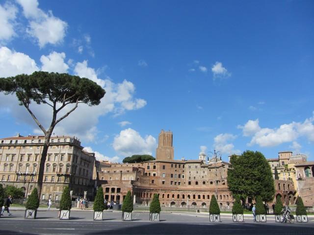 Италия на машине