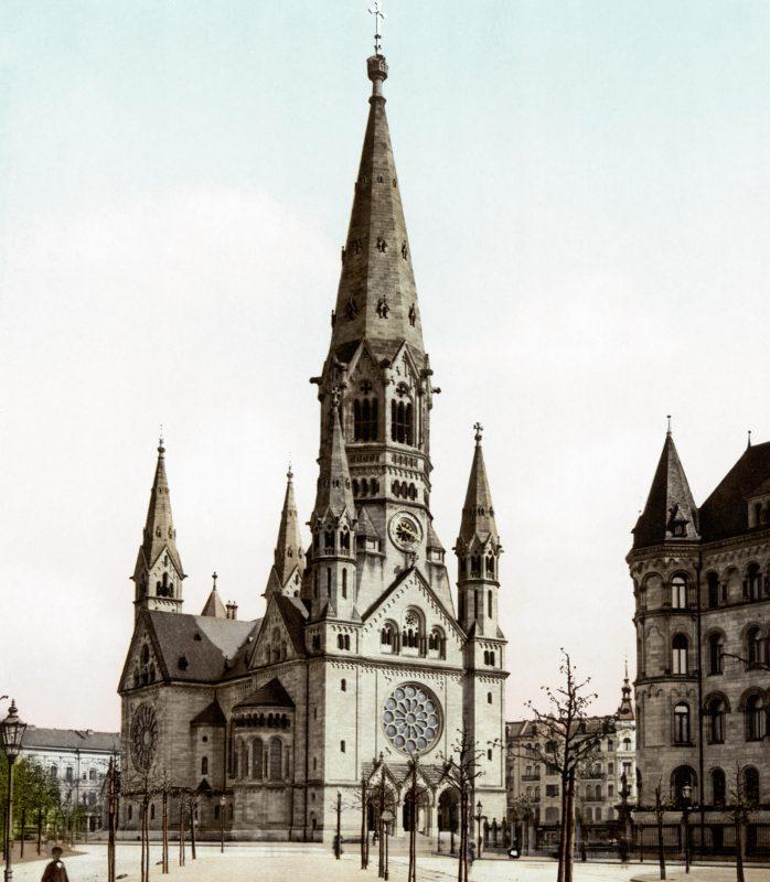Церковь в 1890-1905 гг.