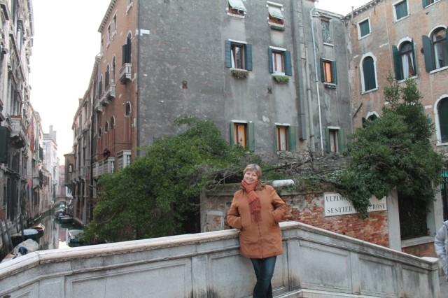 Уголок Венеции