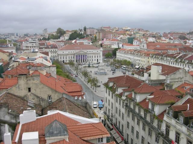 Мое путешествие в Португалию в апреле 2013 г.