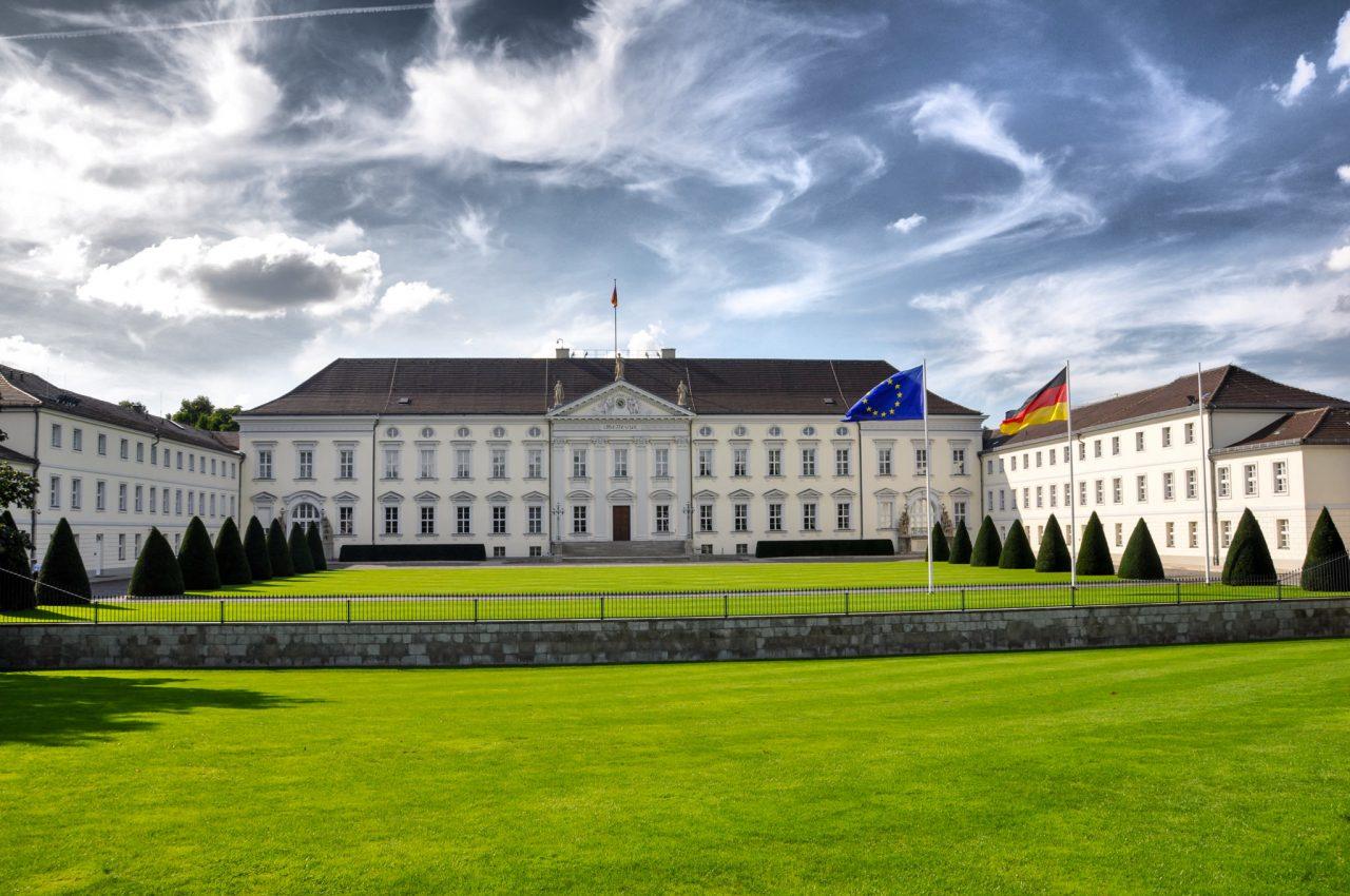 Дворец Бельвю (Schloss Bellevue)