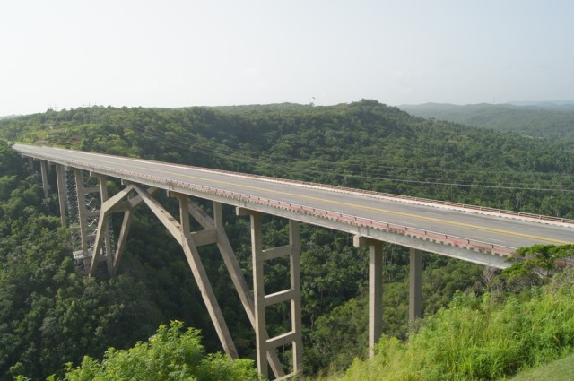 Мост Бакунаягу
