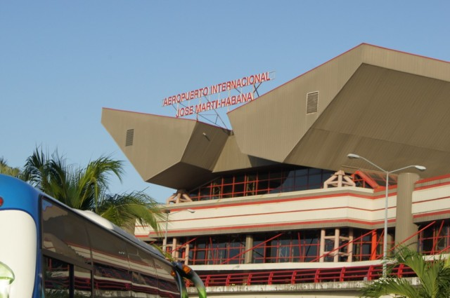 Аэропорт Хосе-Марти в Гаване