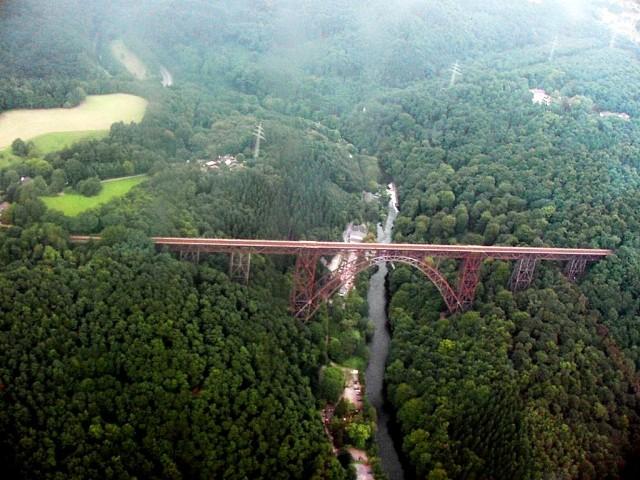 Мюнгстенский мост (Müngstener Brücke)