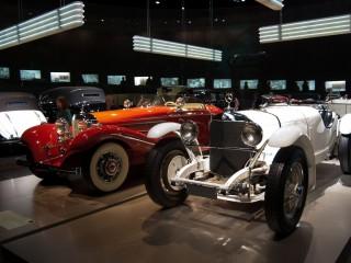 Музей Мерседес в Штутгарте. Автомобили, как часть немецкой истории