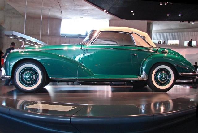 Mercedes Benz 300 S Cabriolet A 1954